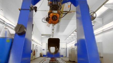 CUBIC焊接流水线机器人