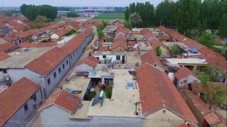 记录:航拍李家镇村庄