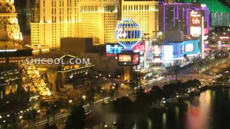 都市夜景 视频素材网站 视库网