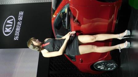 深港澳國際車展 Innovative Auto Show 2019 - 車展女模 #05 @ KIA 東風悅達起亞汽車 (Mobile Version)