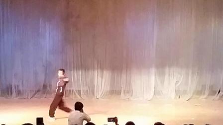 贵州省贵阳市中山科技学校禁毒晚会3