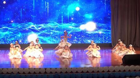 泗洪县碧桂园幼儿园幼儿舞蹈《公主的芭蕾梦》