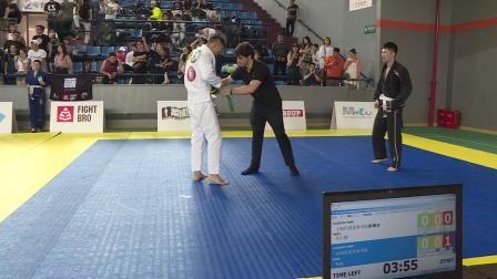 White-Master2-76.00kg 左仁静vs安焱