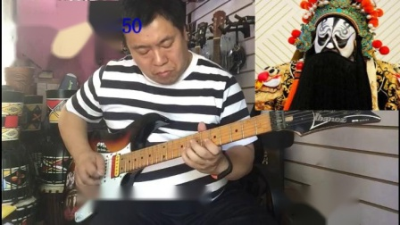2019 Ibanez Flying Fingers吉他大赛-罗衍晖-霸王别姬 Farewell My Concubine