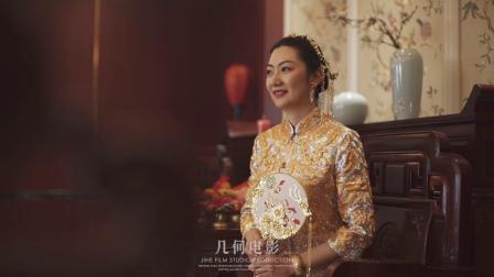 几何电影 Li and Dong 五常婚礼快剪