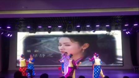 周周有约下渚湖街道永安艺术团表演的歌伴舞《江山无限》