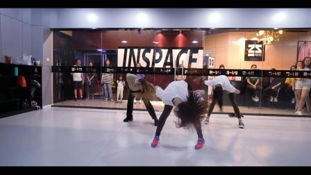 INSPACE舞蹈-LuLu老师-Jazz进阶课程-Superlove (4)