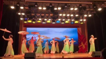 中奥电大舞蹈《太湖美》
