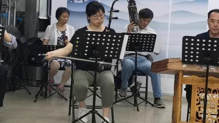 上海佳韵丝竹乐社《四合如意》(顾冠仁编曲)