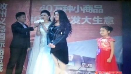 侯汶宜十一岁在湖北湖南江西三省唱歌总决赛最后一场的开头视频(侯书林摄影并上传)