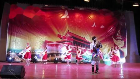 歌伴舞《最美的歌献给妈妈》峡江县老年艺术团