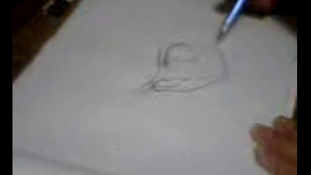 动漫人物头像画画教习
