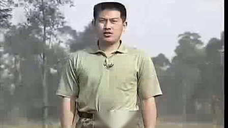 刘毅 特种兵搏击擒拿训练--搏击基本功  1_标清
