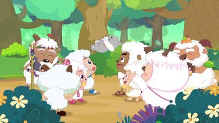拳击狼决定成为职业拳击手,和小羊们化敌为友