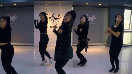 This Feeling-Tinashe【哼哈舞社】爵士舞课堂视频拍摄!