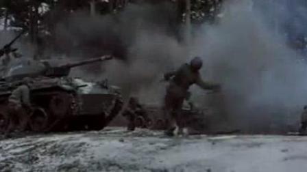 我在1965 Battle of the Bulge 坦克大决战 720p截了一段小视频