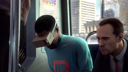 《看门狗2》E3 2016公布CG宣传片