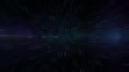 s853 2k画质绚丽梦幻星空蓝色粒子发射穿梭动态视频素材儿童节 幼儿园节目表 六一儿童节 超越梦想 放飞梦想 青春励志