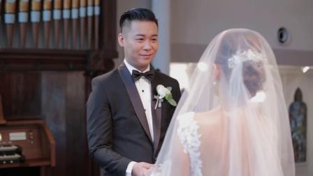 日本婚礼|京都宝石教堂婚礼|爱薇时海外婚礼