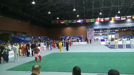 (境内组)第八届世界传统武术锦标赛运动员赛场风彩 峨眉山20190616
