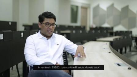 校友分享 | ESSEC 新加坡校区-金融学硕士