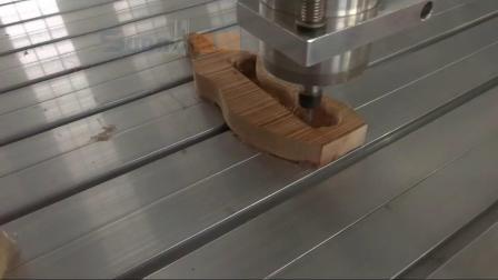 糕点模具雕刻机 面食模具加工中心视频