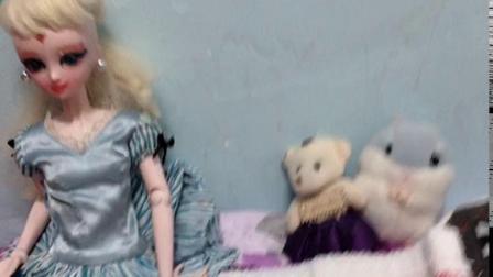 叶罗丽娃娃上学记 一。