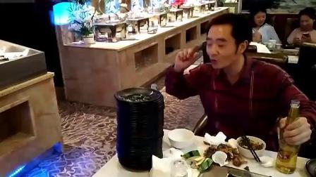 重庆现实力派大胃王男子  扬言挑战网红大胃王浪胃仙