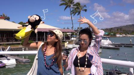 夏威夷水上运动就在Koko Marina!Hawaii Waiter Sports Center水上摩托,激爽就在落水一瞬间