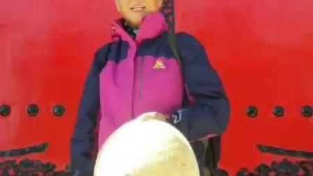 2015年宁波红光老师率师兄朝拜五台山3