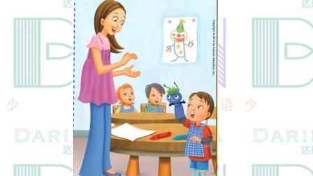 New Big Fun 1 -Unit 1 My Class-第一课 我的课堂 -达瑞BNN少儿英语教学内容