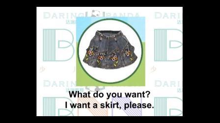 New big fun Unit 6 - My clothes-第六课 我的衣服 -达瑞BNN少儿英语教学内容