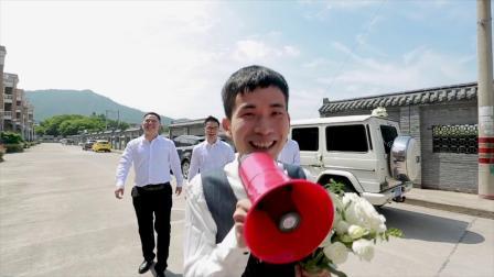 2019.6.24  LEI&QUAN 婚礼快剪
