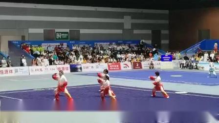第八届世界传统武术锦标赛集体陈式太极拳一等奖 峨眉山