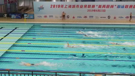 201906 50M 自由泳 JasonJia