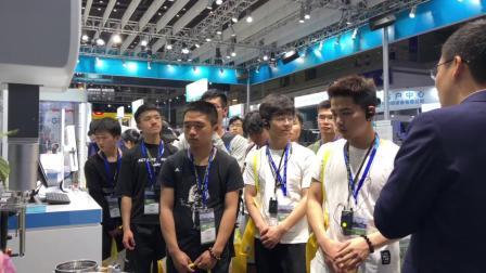 2019深圳机械展,海克斯康重塑质量