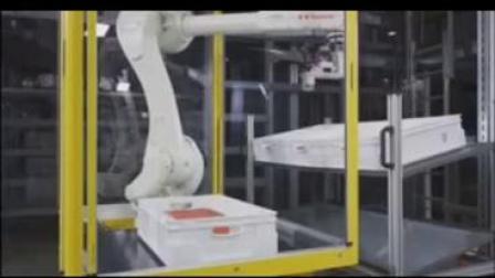 cubic码垛六轴机器人