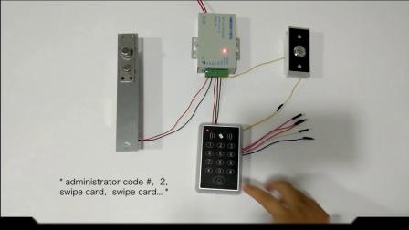 The wiring and operation of K6S