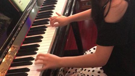 钢琴基础教程 四小天鹅 钢琴曲