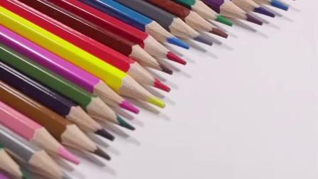 得力彩色铅笔小学生儿童用彩铅画笔彩笔专业画画比工具套装手绘成人初学者24色36色48色绘画彩铅笔批发文具