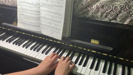 拉威尔.小奏鸣曲.第三乐章