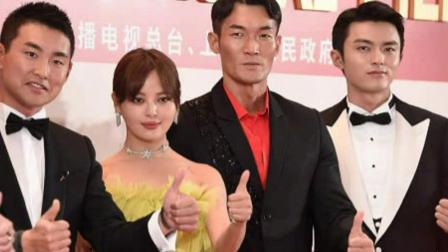 影视红星彭于晏亮相上海国际电影节