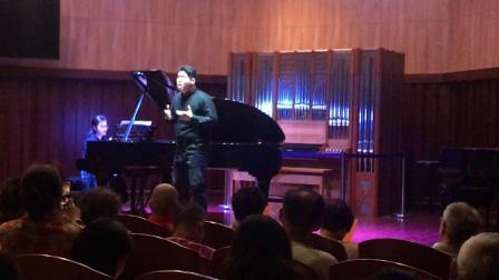 《桥》  上海音乐学院 于凇 路在易作曲