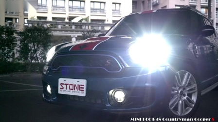 MINI F60 B48 Countryman Cooper S x STONE EXHAUST