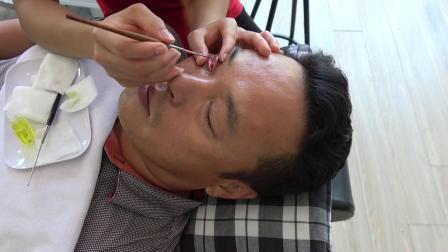 2019年助眠越南洗眼睛 (男士篇)