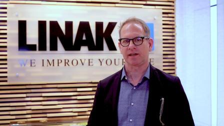 LINAK 力纳克办公系列 - 2019 Neocon 力纳克展位现场
