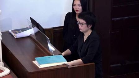 20190623管风琴演奏《巴赫管风琴赋格》、《耶稣美名歌》