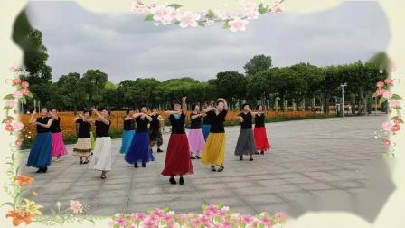 《站着等你三千年》-大宁快乐姐妹舞蹈队