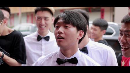 LIAOXING&LINHONG 婚礼电影