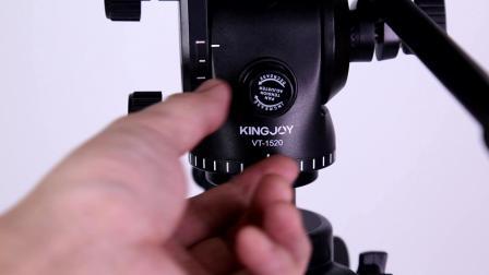 劲捷VT-1520云台,一个你意想不到的摄影摄像液压云台